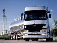 Transportation of petroleum tank truck