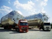 Перевозка негабаритных грузов автотранспортом